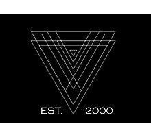 Est. 2000 Photographic Print