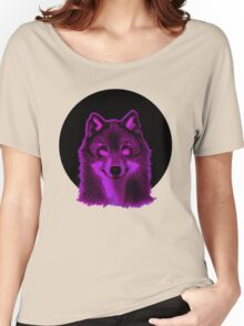 Pink wolf Women's Relaxed Fit T-Shirt