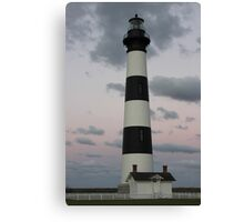 Dusk at Bodie Light Canvas Print