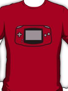 Simplistic Gameboy Advance T-Shirt