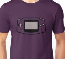 Simplistic Gameboy Advance Unisex T-Shirt