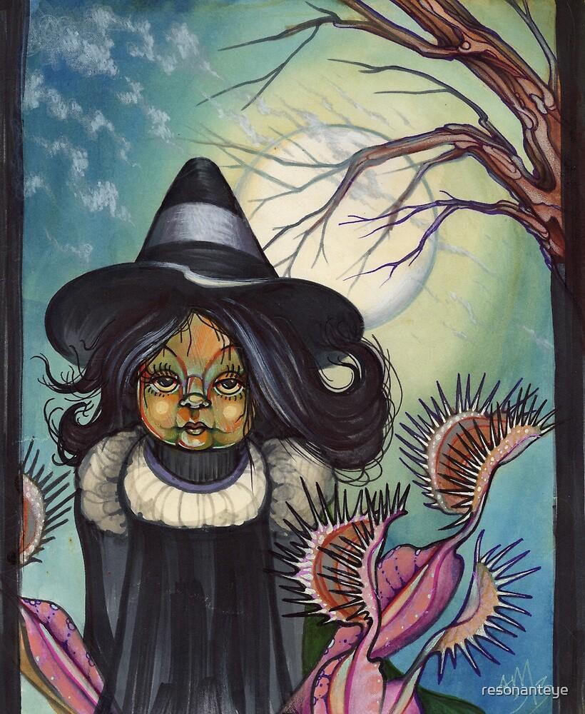 Witchy poo. by resonanteye