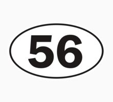 56 - Oval Identity Sign by Ovals