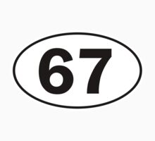 67 - Oval Identity Sign by Ovals