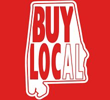 buy local white Unisex T-Shirt
