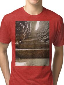Stairway to Utopia Tri-blend T-Shirt