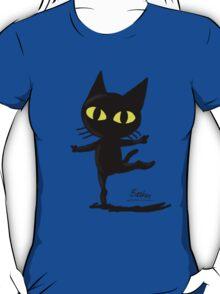 Dancing Cat T-Shirt
