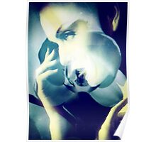 6499 Abstract Beauty Poster