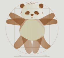 Vitruvian Panda by cariyorker