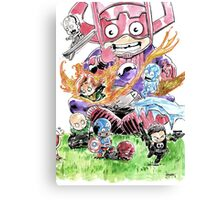 marvel babies 03 (part 3 of 5) Canvas Print