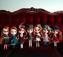 All The Reds by duchesstara