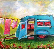 Caravan by Gerda  Smit