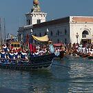 Venice Historic Regatta by supergold