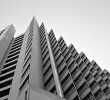 Embarcadero Center San Francisco by Scott Johnson