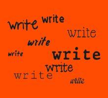 Write Write Write! by Al Craker