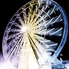 Giant Sky Wheel by Matt Wilson