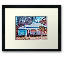 Bush Palace Framed Print