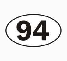 94 - Oval Identity Sign by Ovals
