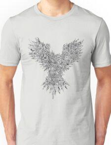 Owl Guardian Of Time T-Shirt