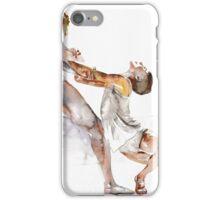 Royal Ballet - ballet dancers iPhone Case/Skin