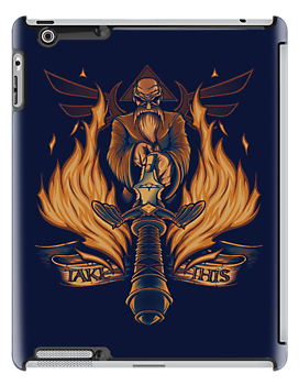 Take This - Ipad Case by TrulyEpic