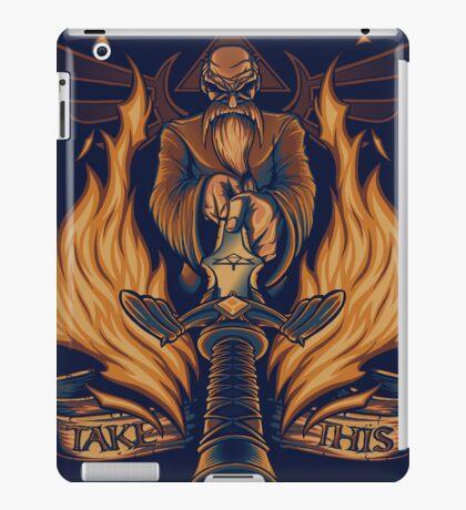 Take This - Ipad Case #2 iPad Case/Skin