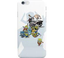 X-Minions VS Galactus iPhone Case/Skin