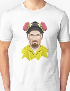 Walter White in Lab Gear T-Shirt
