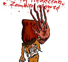 Only Headcrab Zombies Allowed! by Ben at ThugNastyArt