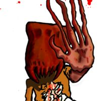 Only Headcrab Zombies Allowed! Sticker