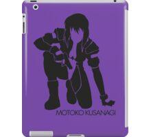 Motoko iPad Case/Skin