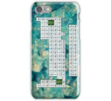 Breaking Bad Periodic Table iPhone Case/Skin