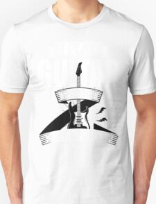 I play guitar - what's your superpower? T-Shirt
