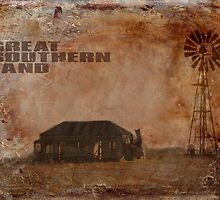 Great Southern Land by lindy sherwell