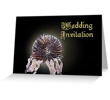 Wedding Invitation Greeting Card