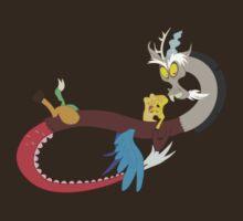 My little Pony - Discord by RainbowCake