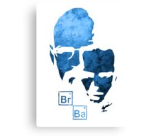 Breaking Bad - Blue Sky Walt & Jesse Canvas Print
