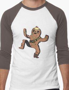 Adventure Time - Tart Toter Men's Baseball ¾ T-Shirt