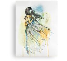 And the Wind Blew Canvas Print