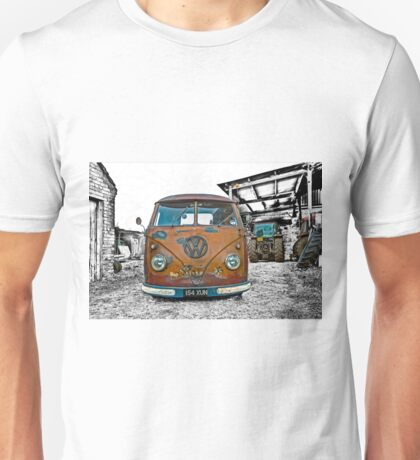VW Split Screen Unisex T-Shirt