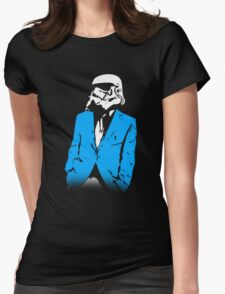Stormtrooper Party Womens Fitted T-Shirt