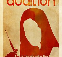 Audition/Ôdishon/オーディション by n23art