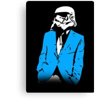 Stormtrooper Party Canvas Print