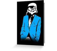 Stormtrooper Party Greeting Card