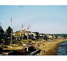 Patriot Beach Photographic Print