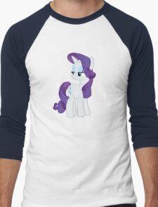 my little Pony - Rarity Men's Baseball ¾ T-Shirt