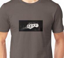 Fender Jazz Bass Headshot Unisex T-Shirt
