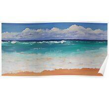 Wild Seascape Poster