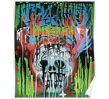 Siko Skull - Modern Gothic Fantasy Poster