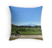 Salzburg, Austria Throw Pillow